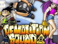 Demolition Squad на зеркале Вулкан Платинум