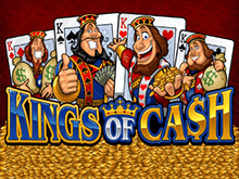 Игровой аппарат Kings Of Cash от Microgaming – как играть онлайн