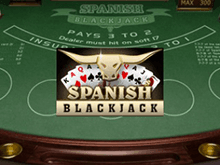 Играть онлайн в аппарат Spanish Blackjack от Microgaming