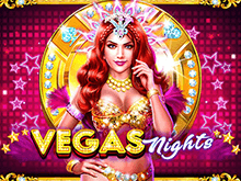 Vegas Nights от Evoplay