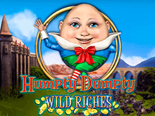 Humpty Dumpty Wild Riches от компании Microgaming